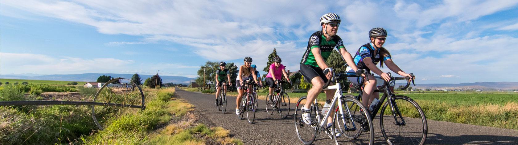 Tacoma WA Bicycle Club - Headwaters Century